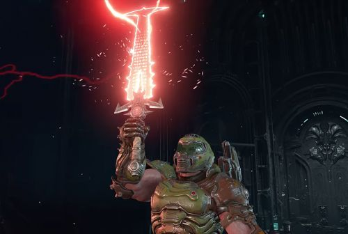 DOOM Eternal TV Spot: Bethesda Invites Players to Be Eternal
