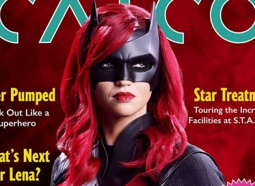 Showrunner Talks Batwoman's Historic Coming Out