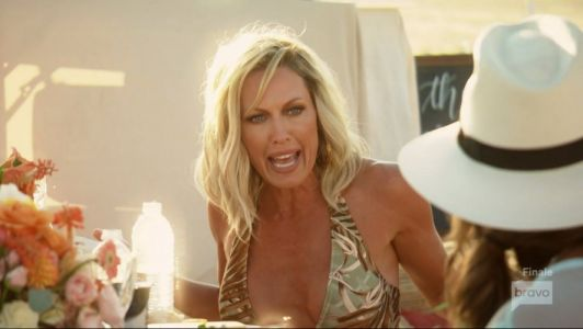 Real Housewives Of Orange County Season Finale Recap: Let's Go To The Beach!