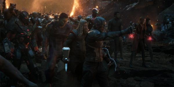 All The Major Marvel Movie Superheroes, Ranked By Power Tier