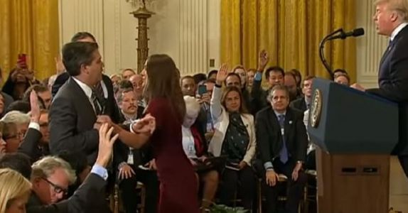 BREAKING: Judge Rules For CNN in Lawsuit Against White House, Orders Jim Acosta's Credential Be Restored