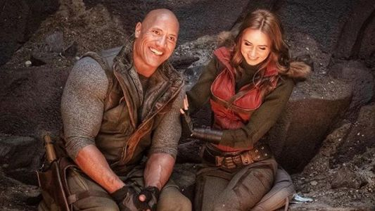 New Jumanji 3 Behind-the-Scenes Photo Reveals New Costumes