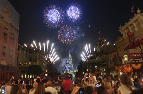 Walt Disney World to Celebrate 50th Anniversary With All-New Fireworks Show