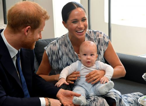 Prince Harry Beams With Pride While Revealing Archie's Rather Unexpected First Word
