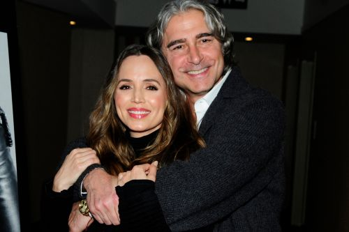 Eliza Dushku is pregnant, expecting baby No. 2 with husband Peter Palandjian