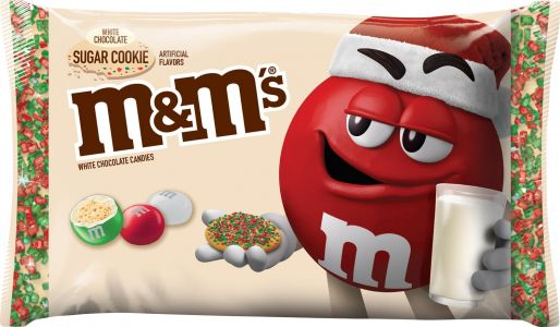Turn Off Your Oven, Because White Chocolate Sugar Cookie M&M's Are Coming Soon