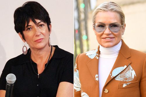 Yolanda Hadid denies claims that she let Ghislaine Maxwell hide at PA home
