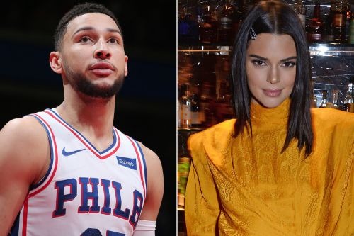 Ben Simmons can't help himself over bikini-clad Kendall Jenner