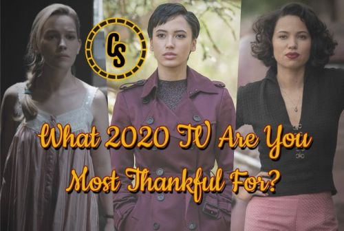POLL: What 2020 TV Show Are You Most Thankful For?