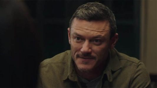 Luke Evans Issues One Warning To Octavia Spencer's Ma In New Clip