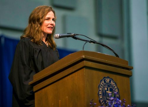 GOP expecting Trump to name Amy Coney Barrett to Supreme Court