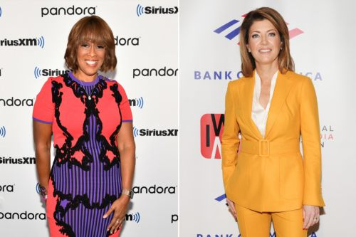 Gayle King and Norah O'Donnell reckon with aftermath of 'train wreck' debate