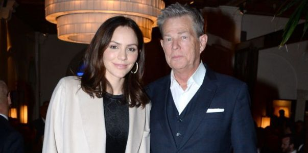 David Foster And Katharine McPhee Welcome First Child Together