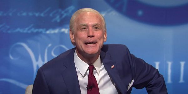 Three Weeks In, Saturday Night Live Viewers Aren't Happy With Jim Carrey's Impression Of Joe Biden