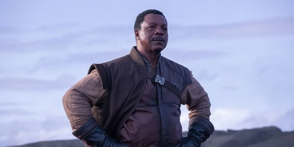 Why The Mandalorian Fans Will Be Waiting A While To Learn More About Carl Weathers' Greef