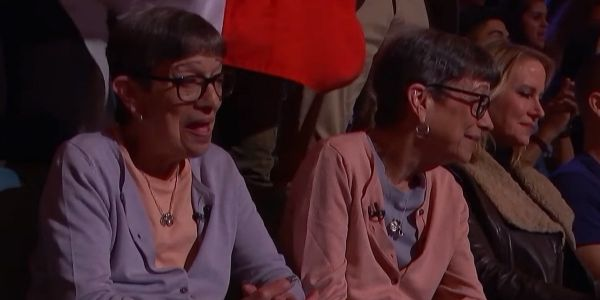 America's Got Talent Viewers Embrace Twinsanity After Elderly Women Steal Show