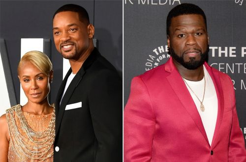 Will Smith tells 50 Cent 'f-k you' over Jada Pinkett Smith jabs