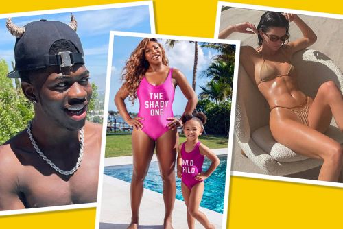 Best star snaps of the week: 'Horny' Lil Nas X, bathing beauties and more