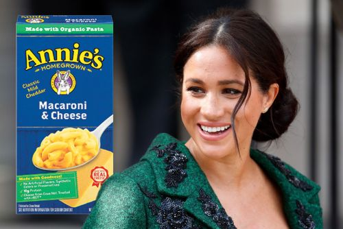 Meghan Markle loves boxed mac and cheese and tater tots