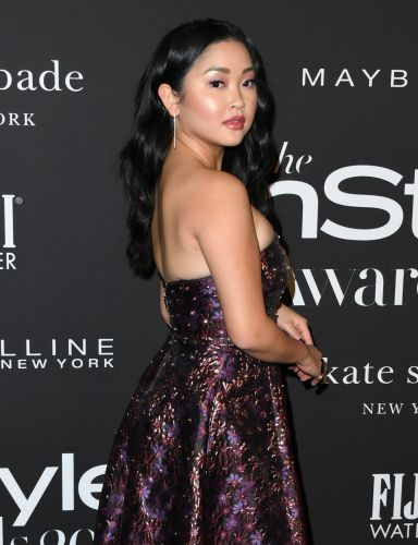 Lana Condor Is Almost Unrecognizable With Her New Pastel Pink Hair