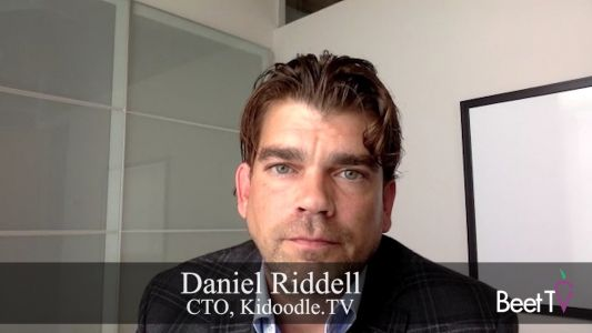 Fast-Growing Kidoodle.TV Family AVOD Service Joins Pubmatic on Header Bidding