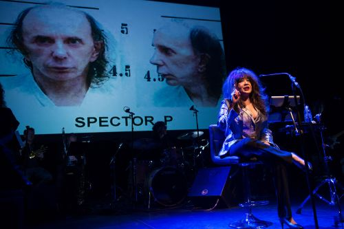 Ronnie Spector remembers 'brilliant producer' and 'lousy husband' Phil Spector