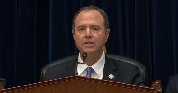 LISTEN: Adam Schiff Signals 'Bribery' Charge for Trump's Impeachment: Founders Understood It as 'Breach of the Public Trust'