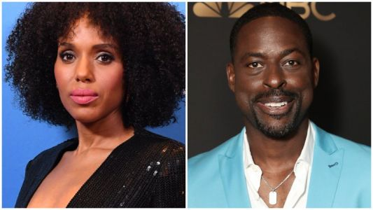 Kerry Washington And Sterling K. Brown To Star In Shadow Force