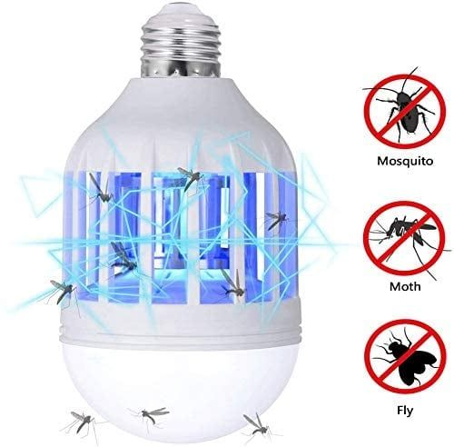 This LED Lightbulb Helps Repel Mosquitos, So I'll Take 30