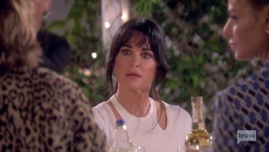 Kyle Richards Say Garcelle Beauvais Is The Queen Of Deflection And Lisa Vanderpump Is The Queen Of Holding Grudges On Real Housewives Of Beverly Hills