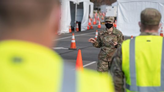 Army nurse from SW MI fights on COVID-19 front lines
