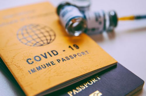 The Concept of a Vaccine Passport Is Nothing New - I Know, Because I've Had One