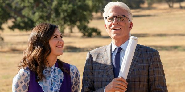 The Good Place's Ted Danson Already Has His First Follow-Up Show, And It's With Tina Fey