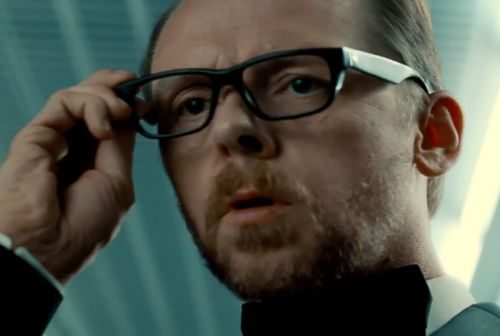Simon Pegg Accepts Mission: Impossible 7