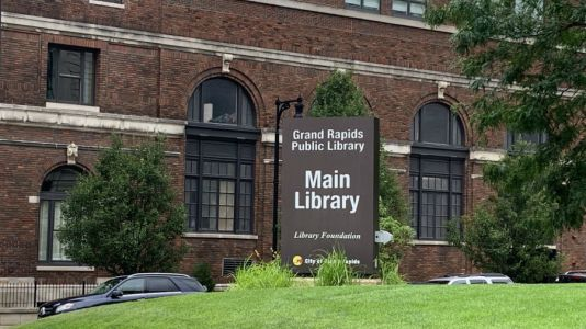 Grand Rapids library lays out plan for phased reopening