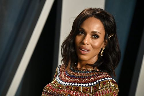 Kerry Washington Deletes Cringe Tweet About DMX and Prince Philip 'Chatting' in Heaven After Drawing Mockery