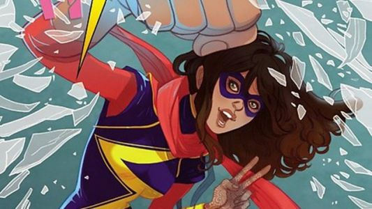 Iman Vellani is Kamala Khan in Disney+'s Ms. Marvel Series