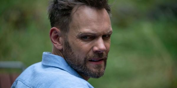 Joel McHale Reveals Why He Had To Sign On For Kevin James' New Movie Where King Of Queens Star Plays A Neo-Nazi