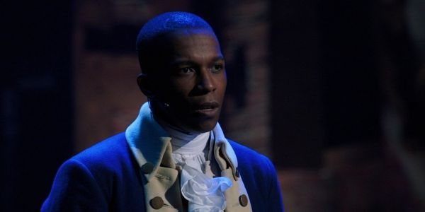 Hamilton's Leslie Odom Jr. Reflects On The Challenge Of Letting Go Of Aaron Burr