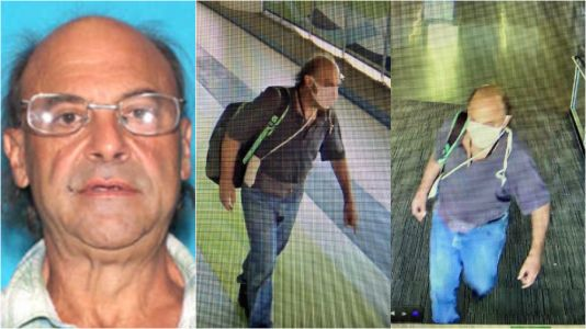 Portage police seek man in murder of 82-year-old father