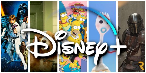 Everything Available On Disney+ At Launch