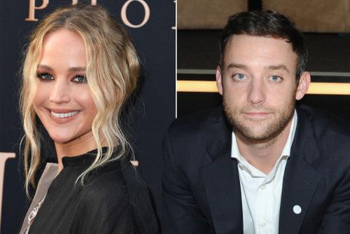 Jennifer Lawrence sparks marriage rumors at courthouse with Cooke Maroney