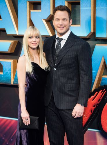No Bad Blood Here! Anna Faris Congratulates Chris Pratt on His Engagement