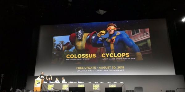 X-Men's Cyclops & Colossus Coming To Marvel Ultimate Alliance 3