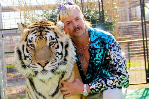 'Tiger King' star Joe Exotic in coronavirus isolation in jail