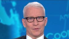 'Buckle Up!': Anderson Cooper Tries To Track Trump's Head-Spinning Flip-Flops