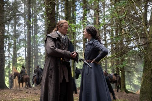 'Outlander' Executive Producer Maril Davis Interview with 'Parade'