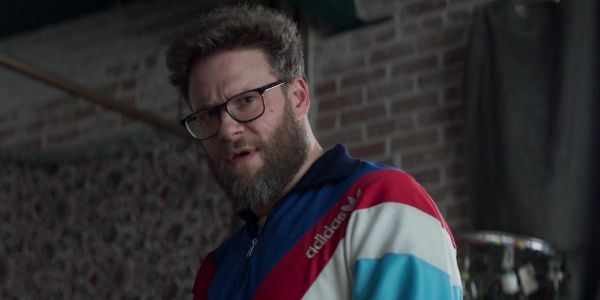Seth Rogen On That Time He Met George Lucas, Who Seemingly Thought The World Was About To End