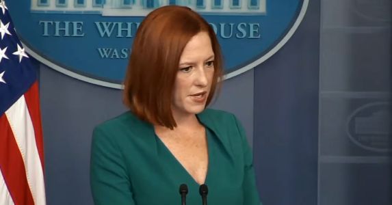 Psaki Says Biden Supports Independent Role of DOJ to Make Prosecution Decisions After Comments About 1/6 Subpoenas