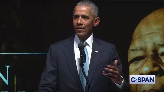 Obama Condemns Violence But Encourages Continued Protest: 'We Have to Mobilize to Raise Awareness'